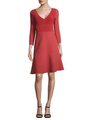 Lana Wool Dress