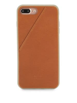 Leather iPhone 7+ Card Case