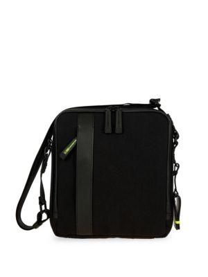 Moleskin Crossbody Bag