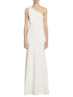 Dulcina One-Shoulder Gown