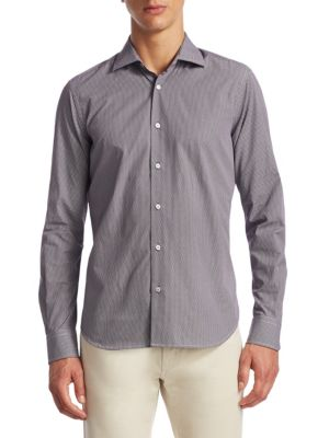 COLLECTION Cotton Button-Down Shirt