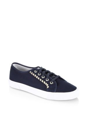 Carter Canvas Low Top Sneakers