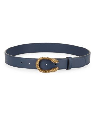 Dionysus Leather Belt
