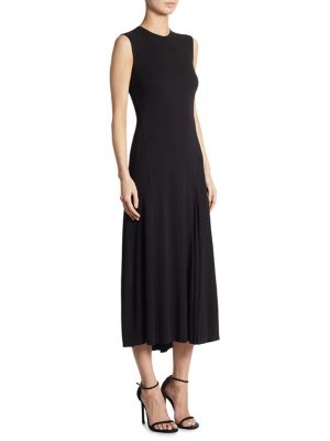 Crewneck Midi Dress