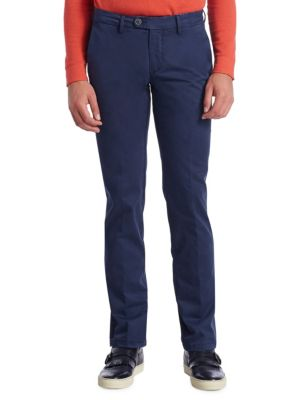 COLLECTION Cotton Chino Pants