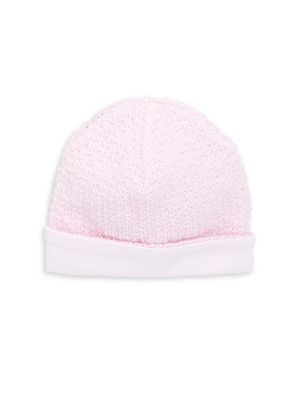 Kid's Tranquility Knitted Pima Cotton Beanie