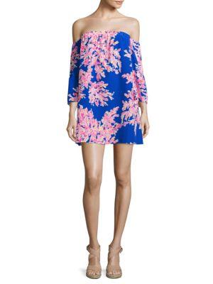 Sanilla Silk Dress