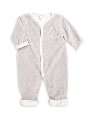 Baby Boy's Reversible Coveralls