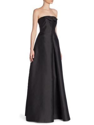 Gazarre Embellished Gown