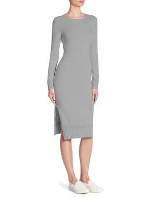Armani Jeans Wool & Cashmere Sweater Dress