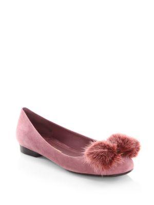 Varina New Griott Suede Ballet Flats