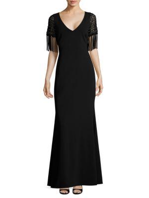 Macrame Gown