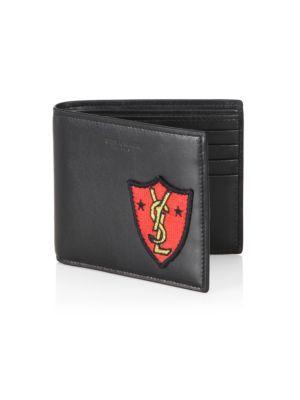 Love Leather Bi-Fold Wallet