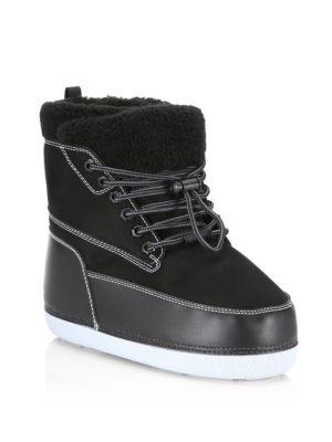 Nebraska Sherpa Boots