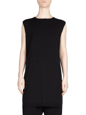 Stretch Cashmere Top by Rick Owens