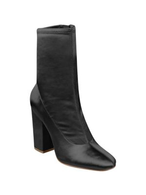 Hailey Textile Booties