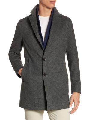 Parkway Cashmere Coat