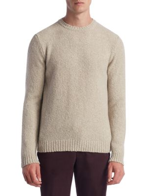 COLLECTION Regular-Fit Wool Sweater