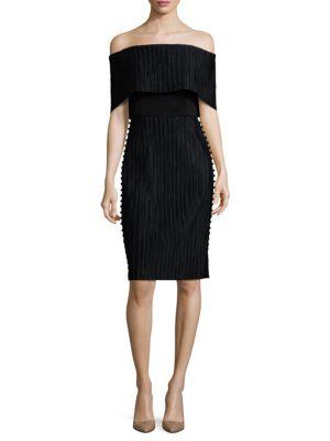 Lily Off-The-Shoulder Dress