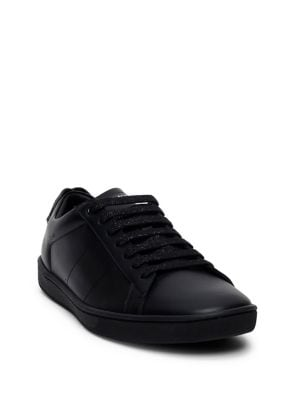 Court Classic Leather Lip Sneakers