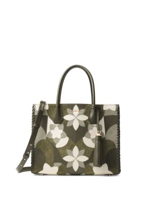 Mercer Leather Tote