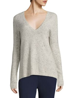 Donegal Marble Cashmere Sweater