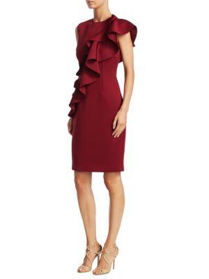 Short Neoprene Dress