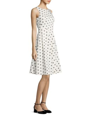 Octavia Stretch-Cotton Sateen Dress