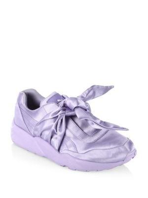 FENTY Puma x Rihanna Satin Bow Sneakers