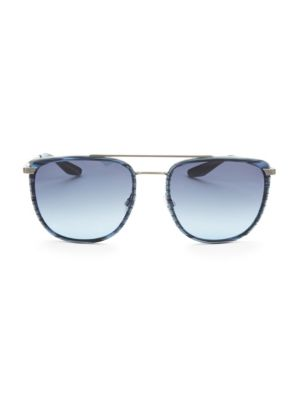 Lafayette 56MM Square Sunglasses