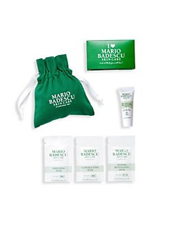 Receive a free 6-piece bonus gift with your $75 Apothecary purchase purchase