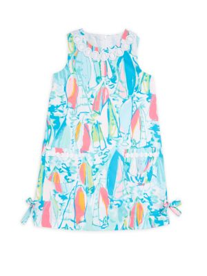 Toddler's, Little Girl's & Girl's Lilly Shift Dress