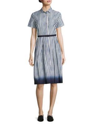 Gabarra Poplin Cotton Dress