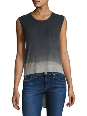 Hermosa Ombre Tank Top by Feel The Piece