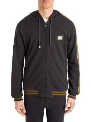 Athletic Cotton Jacket