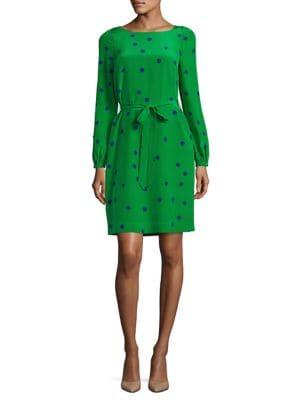 Dr. Teka Knee-Length Dress