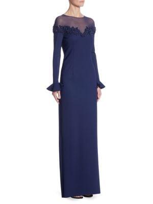 Scuba Illusion Gown