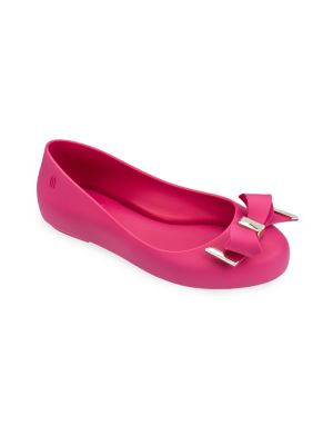 Mel Space Love Bow Ballet Flats