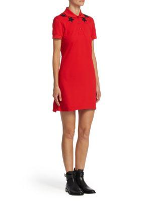 Cotton Star Dress