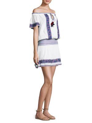 Tammy Off-the-Shoulder Dress