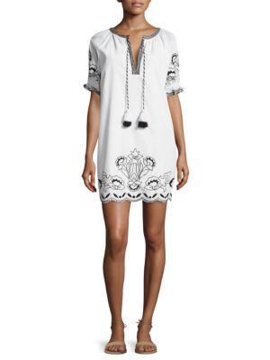 Tristan Floral-Print Dress