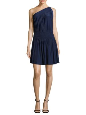 Rebecca One Shoulder Dress