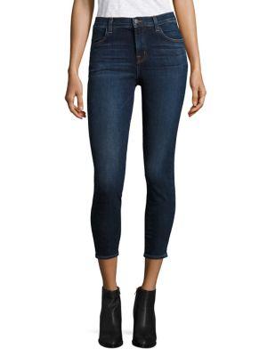 Alana Crop Skinny Jeans by J Brand