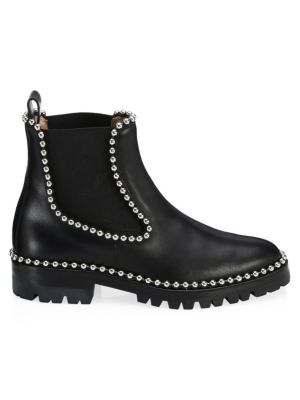 Spencer Studded Chelsea Boots