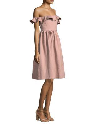 Novella Maria Fit-&-Flare Dress