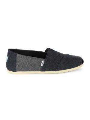 Alpargartas Deconstructed Wool Slip-On Sneakers