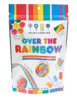 Over The Rainbow Candy Pouch