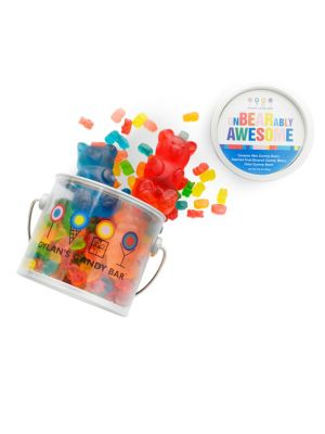 Unbearably Awesome Gummy Bear Paint Can