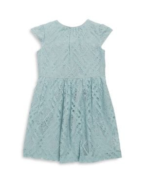 Toddler's, Little Girl's & Big Girl's Ramona Lace Dress