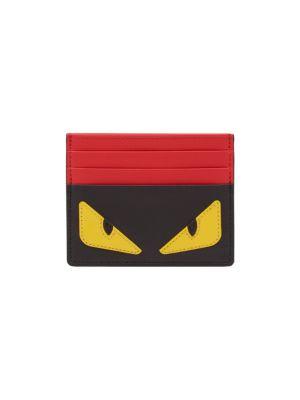 Monster Credit Card Case